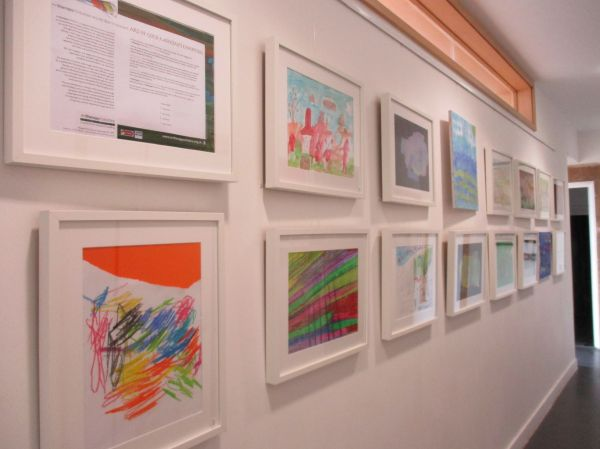 Aog Exhibition Art Therapy Yorkshire