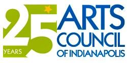 arts council of indianapolis logo