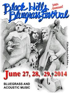 2014blackhillsbluegrassfestivalsd