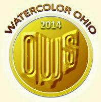 ows 2014 watercolor logo award