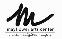 mayflower arts center logo