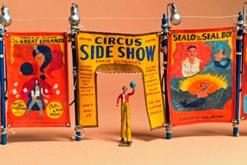 ManOnStilts, Morris circus