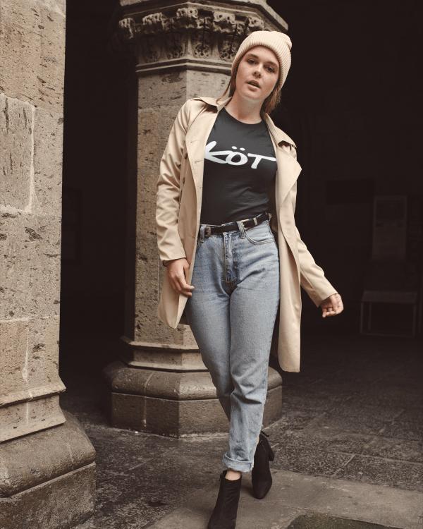 Köt t-shirt vrouw