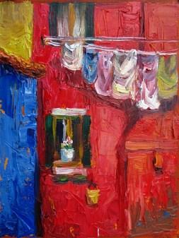 """Burano laundry"""