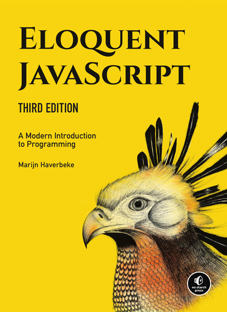 eloquent JavaScript cover