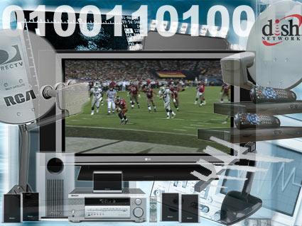 Настройка цифрового ТВ в сети Balticom