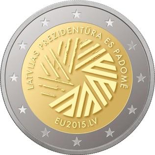 Latvija var! Šā uzmundrinošā un nacionālo pašapziņu veicinošā saukļa spilgtākais piepildījums ir Latvijas prezidentūra Eiropas Savienības Padomē 2015. gada pirmajā pusgadā, turpinot Itālijas iesākto un nododot stafeti Luksemburgai. Trio viduspunkta epicentrs ir Gaismas pils – jaunā Latvijas Nacionālās bibliotēkas mājvieta ar brīnišķīgu arhitektonisko veidolu. Atrašanās pasaules sabiedrības uzmanības fokusā ir Latvijas vēsturiska iespēja parādīt savus sasniegumus visdažādākajās jomās un spēju atbildīgi risināt sarežģītus uzdevumus. Dzirnakmens smagums rotācijas kustībā uzkrāj enerģiju, kas latviešiem gadsimtiem devusi eksistences pamatu rudzu maizes klaipos, spēku darbam un gaviles dziesmu un deju rakstos.