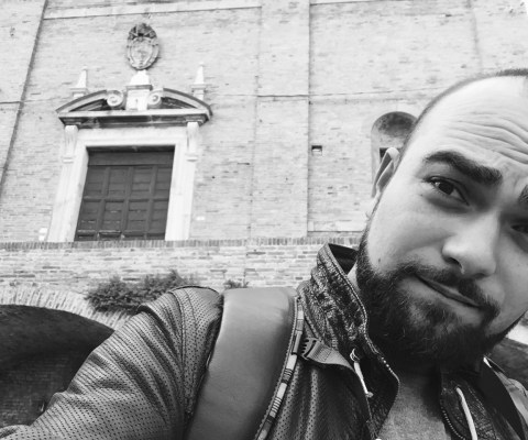 Conosciamo il Team- Simonluca Renda