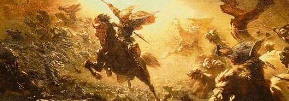 Re Artù e la Masnada di Hellequin