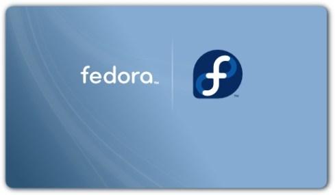 Inicio de Fedora 8