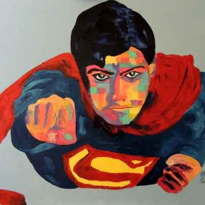 Kal El From Kryptonite