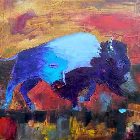Bison Blues