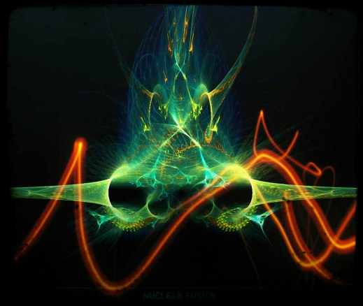 Nuclear Fusionby by ~aerphis. L'originale qui: http://aerphis.deviantart.com/art/Nuclear-Fusion-31701584