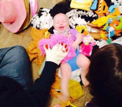 baby art classes at artventurers