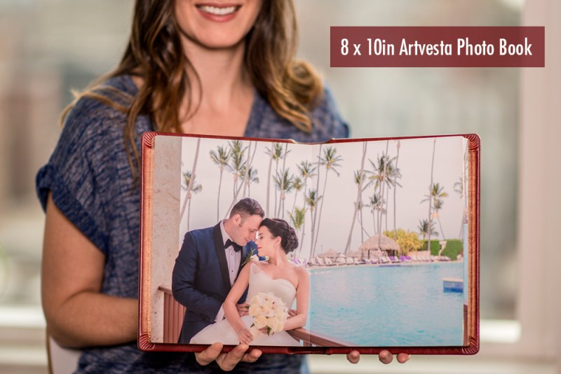 Artvesta Studio's Wedding Albums