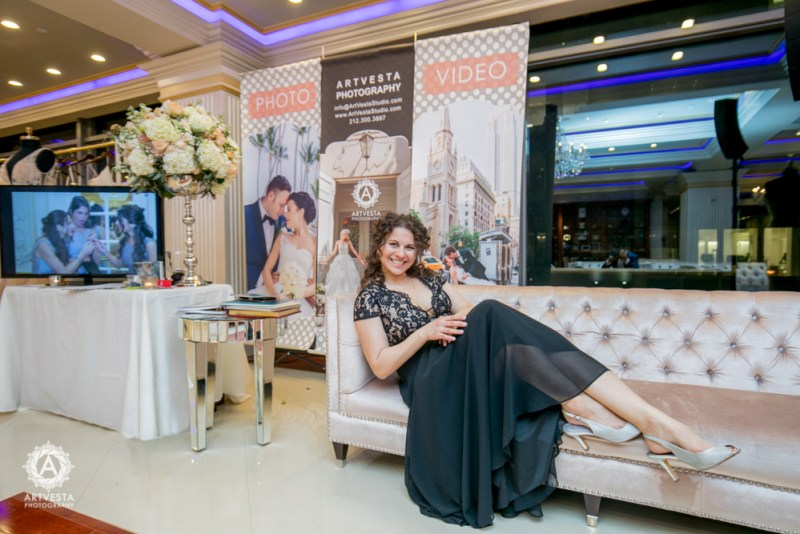 Tatiana Valerie, founder of Artvesta Wine & Cake Socials