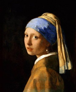 vermeer Girl with an Earing
