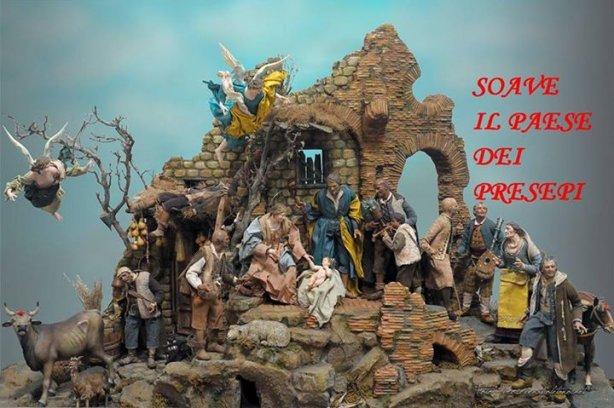 SOAVE IL PAESE DEI PRESEPI  15 dicembre 2013 Verona  ARTVRO