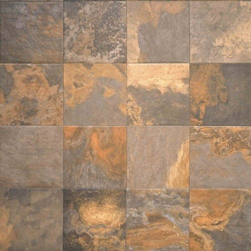 slate supremo tile 13 x 13 multicolor
