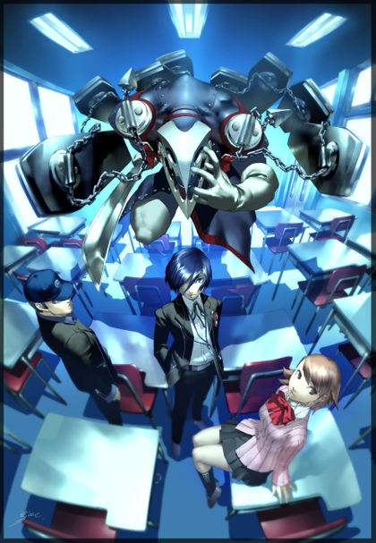 Image result for persona 3 fes