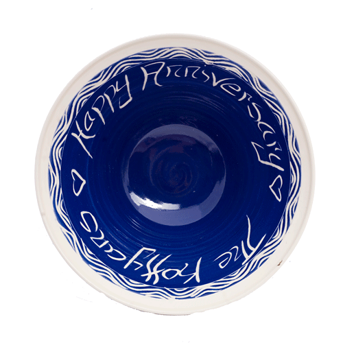 Celebration Bowls Available at ArtWare Designs