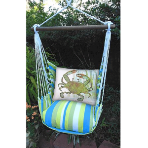 Blue-Crab-Rope-Swing-Chair