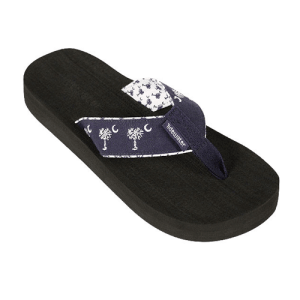 Navy-Palmetto-Flip-Flops-by-Tidewater