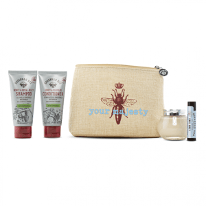 Savannah Bee Your Majesty Travel Kit