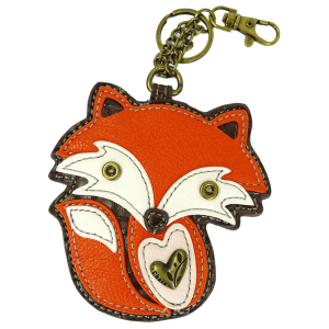 Fox Keychain Coin Purse