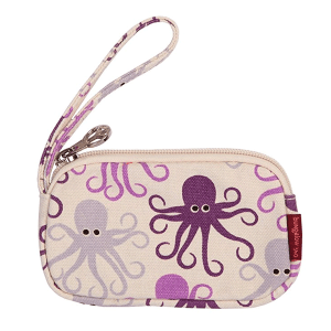Octopus Bungalow 360 Clutch Coin Purse
