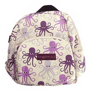 Octopus Bungalow 360 Mini Backpack