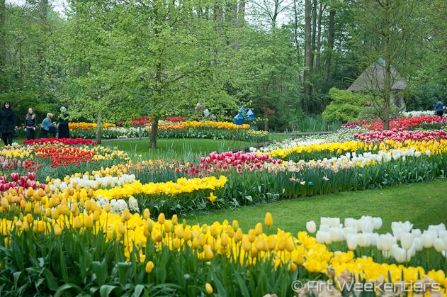 Keukenhof Gardens, Lisse, The Netherlands.