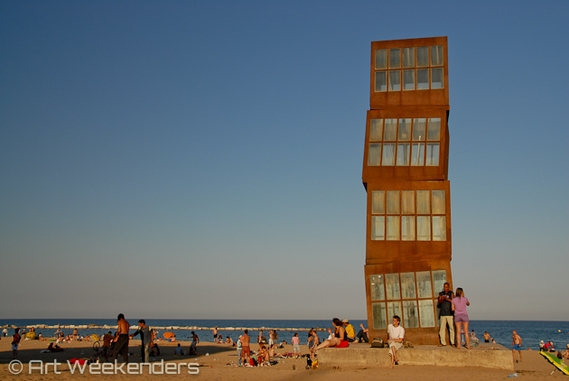 Spain_Barcelona_Barceloneta_beach