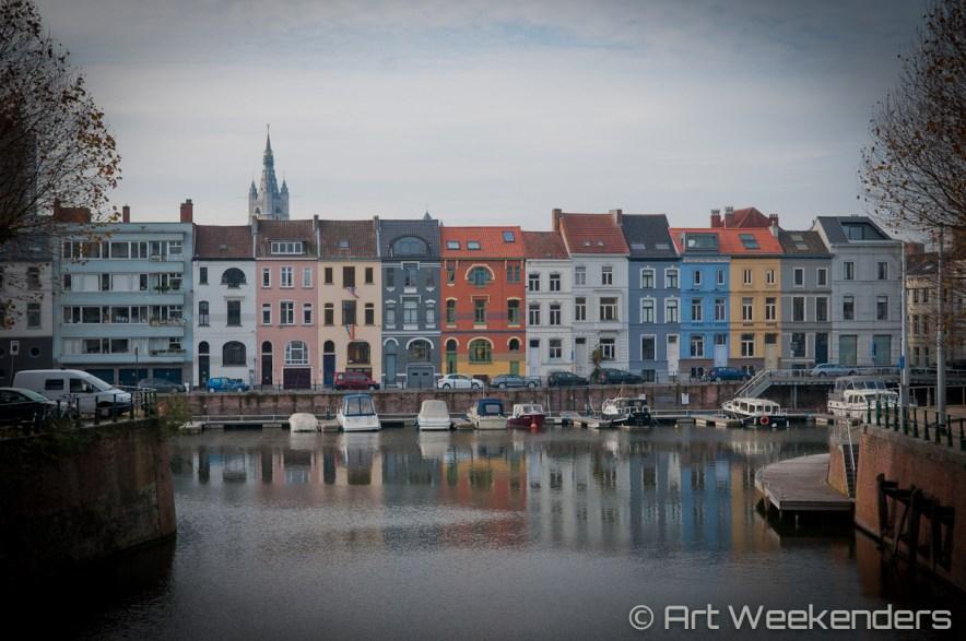Belgium-Ghent-Nieuwbrugkaai-Art-Weekenders