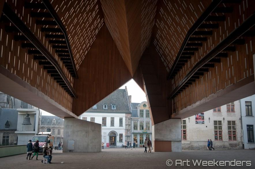 Belgium-Ghent-city-pavillion