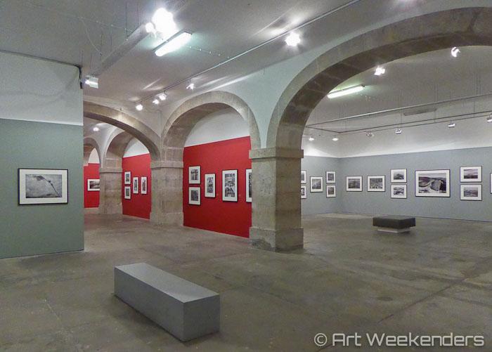 Part of Salgado's Genesis exhibition in Lisbon, Portugal
