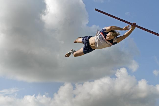 Frisian culture sport Fierljeppen