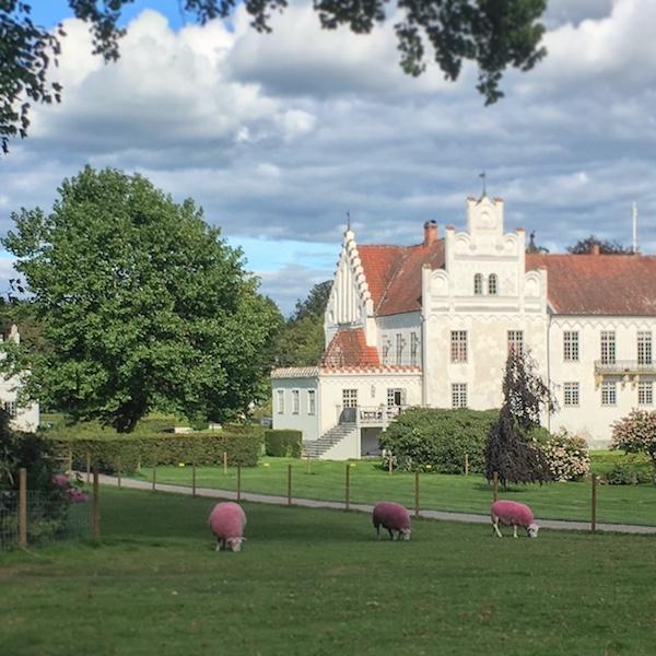 Wanas Castle Knislinge Sweden