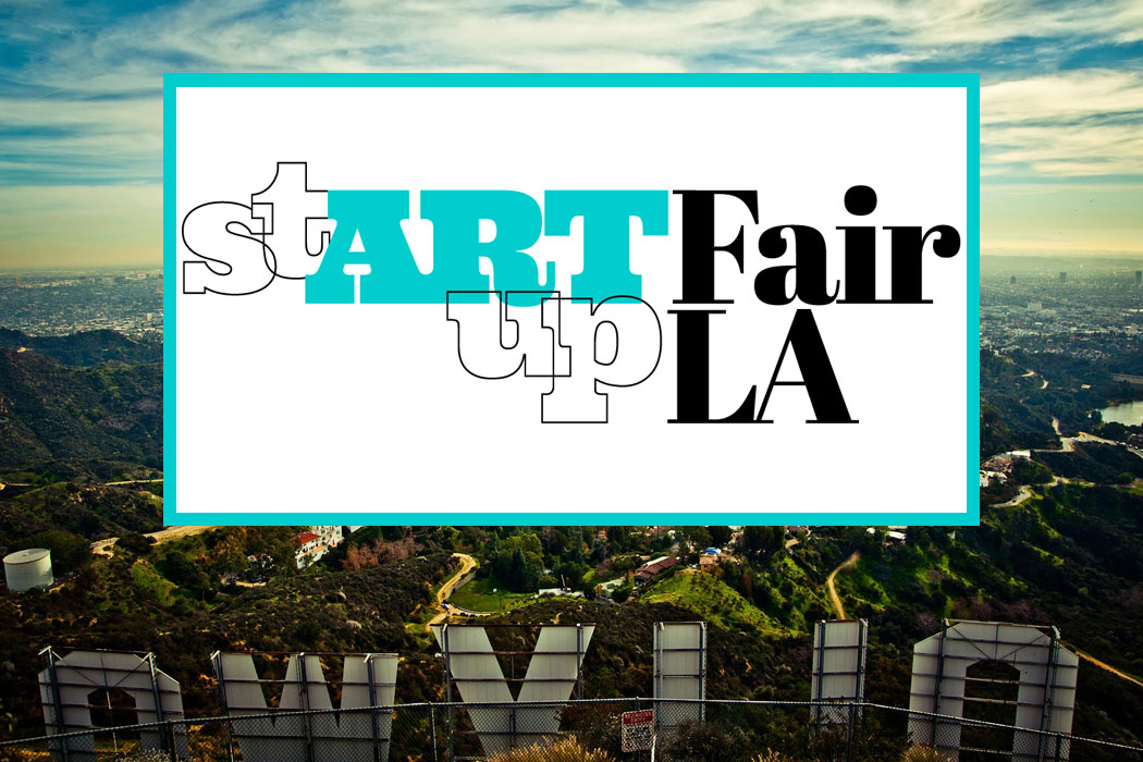 Art weekend la startup art fair los angeles vip opening gala for Craft fairs in louisiana