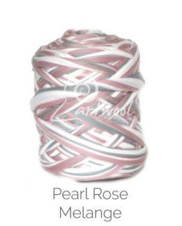 pearl rose melange Merino Wool Chunky Yarn
