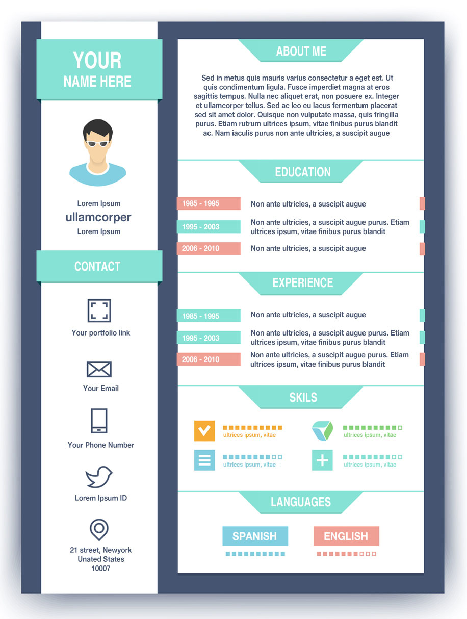 How to Create a High-Impact Graphic Designer Resume