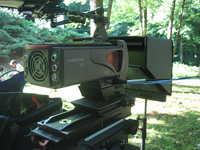 The Phantom HD