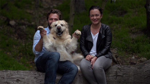 "Mark, Kona and Bree from ""Savour Every Moment"" by Keith Hopkin"