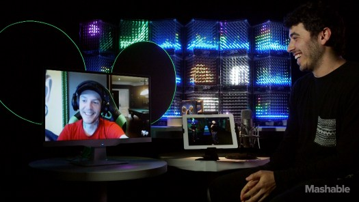 deadmau5 interview with Sam Sheffer- Produced by Keith Hopkin