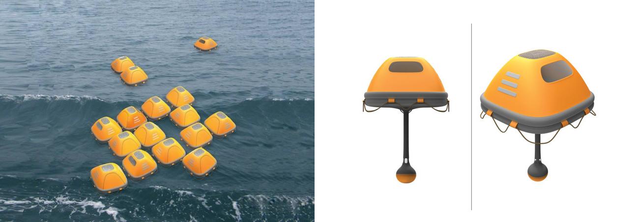floating emergency shelters