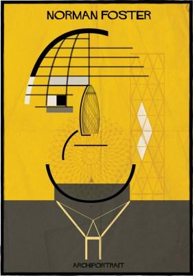 Federico Babina - Archi Portrait - Norman Foster