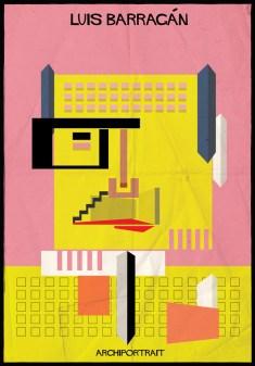 Federico Babina - Archi Portrait - Luis Barragn