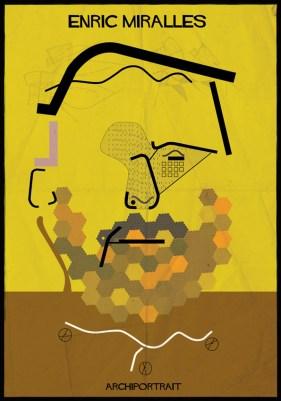 Federico Babina - Archi Portrait - Enric Miralles
