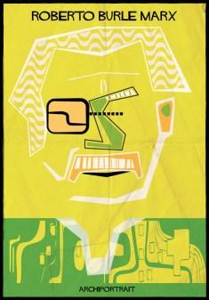 Federico Babina - Archi Portrait - Roberto Burle Marx