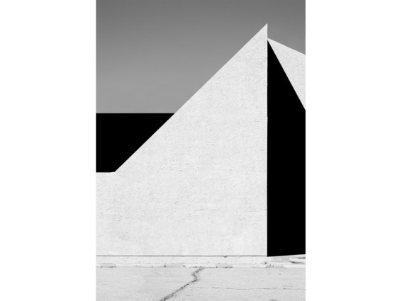Los Angeles by Nicholas Alan Cope. From 'Whitewash'